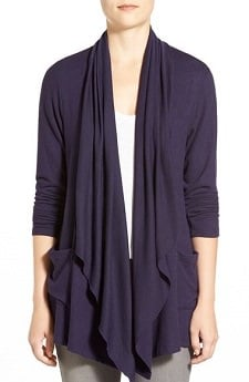 nursing cardigan with pockets