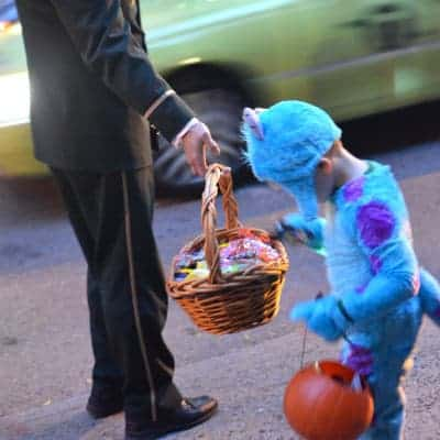 What's Your Post-Halloween Candy Strategy?
