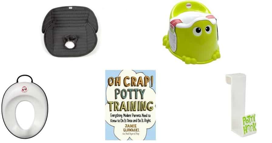 potty training tips and tricks from a mom of two