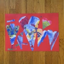 Tips for Preserving Kids' Artwork (Without Keeping Everything)