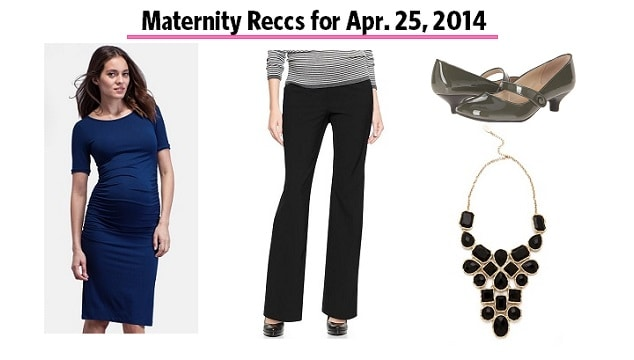 Open Thread, News Update, and First Maternity Recs!
