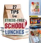 News roundup - school lunches | Corporette