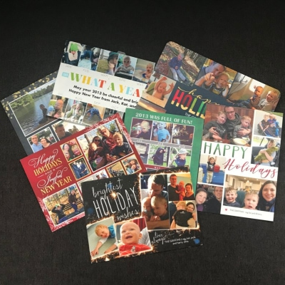 Tips for Family Holiday Cards