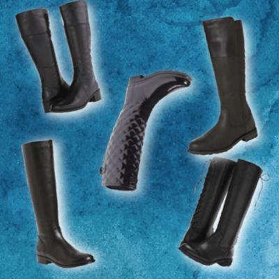 The Hunt: Weatherproof Knee-High Boots