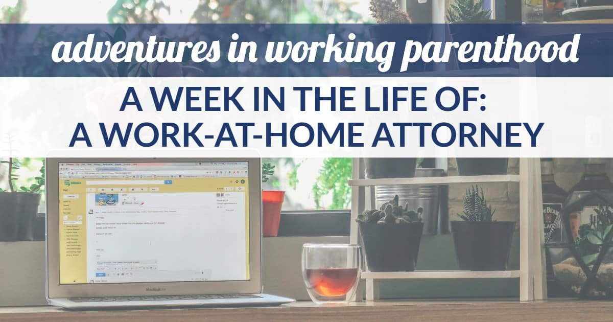 work at home attorney mom