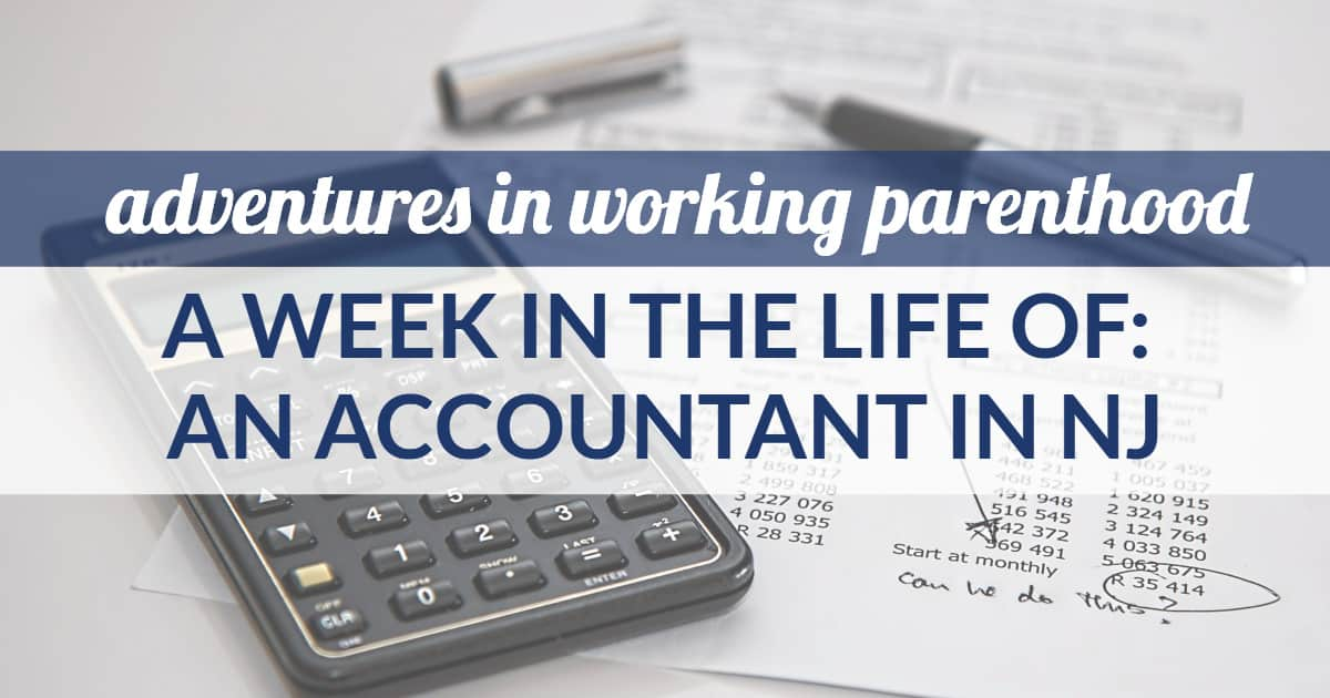 working mom accountant breadwinning mom - image of calculator