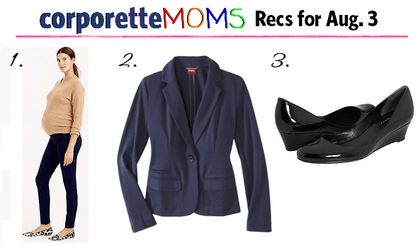 working mom clothing recommendations
